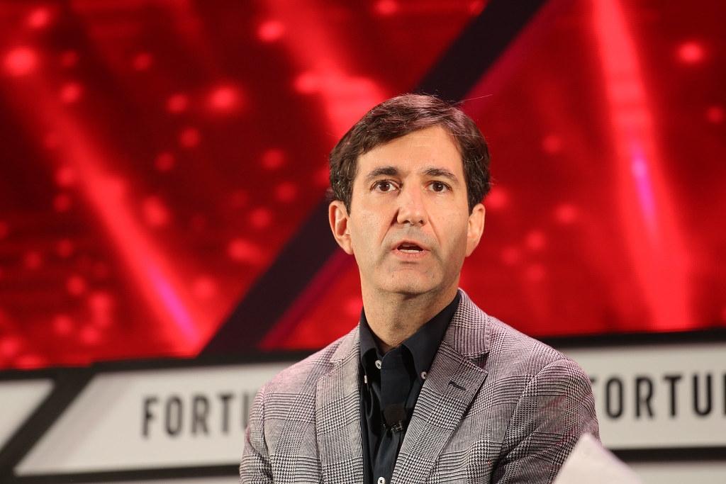 """מנכ""""ל פיוניר סקוט גאליט. (צילום: Fortune Conference)"""